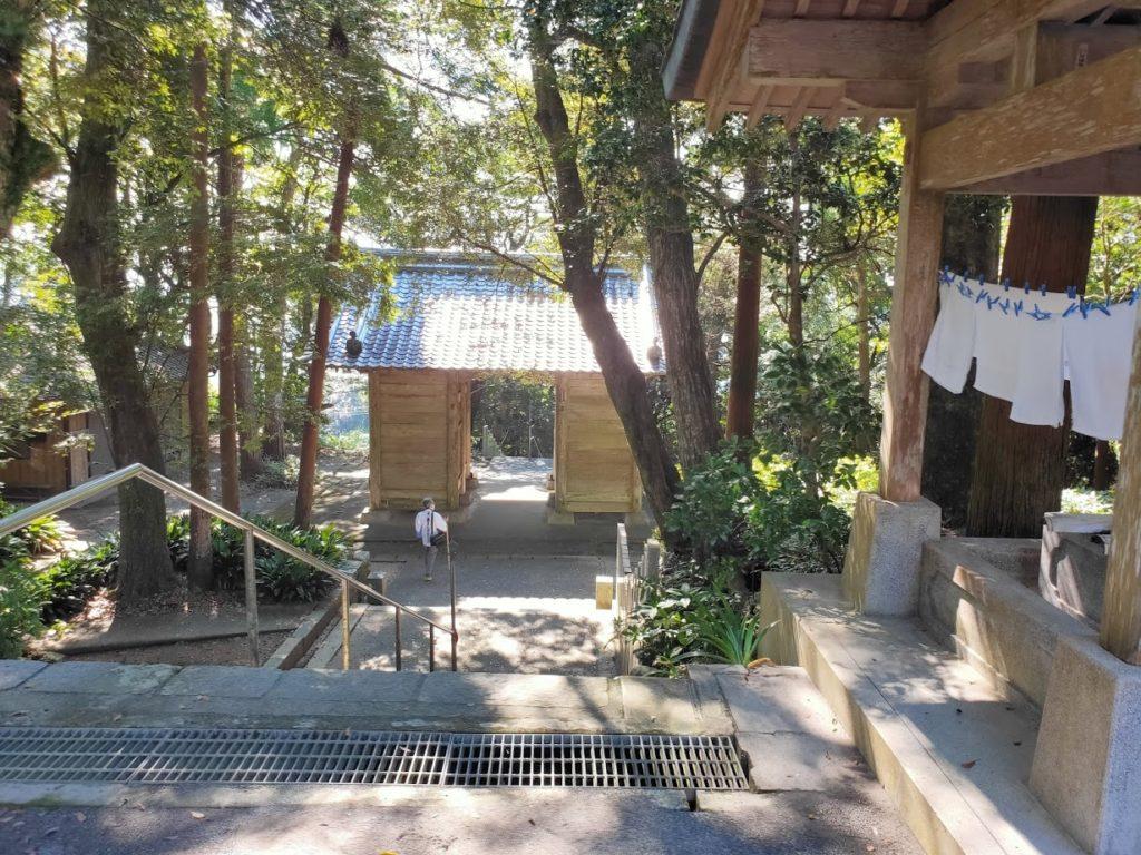 26番金剛頂寺の景色