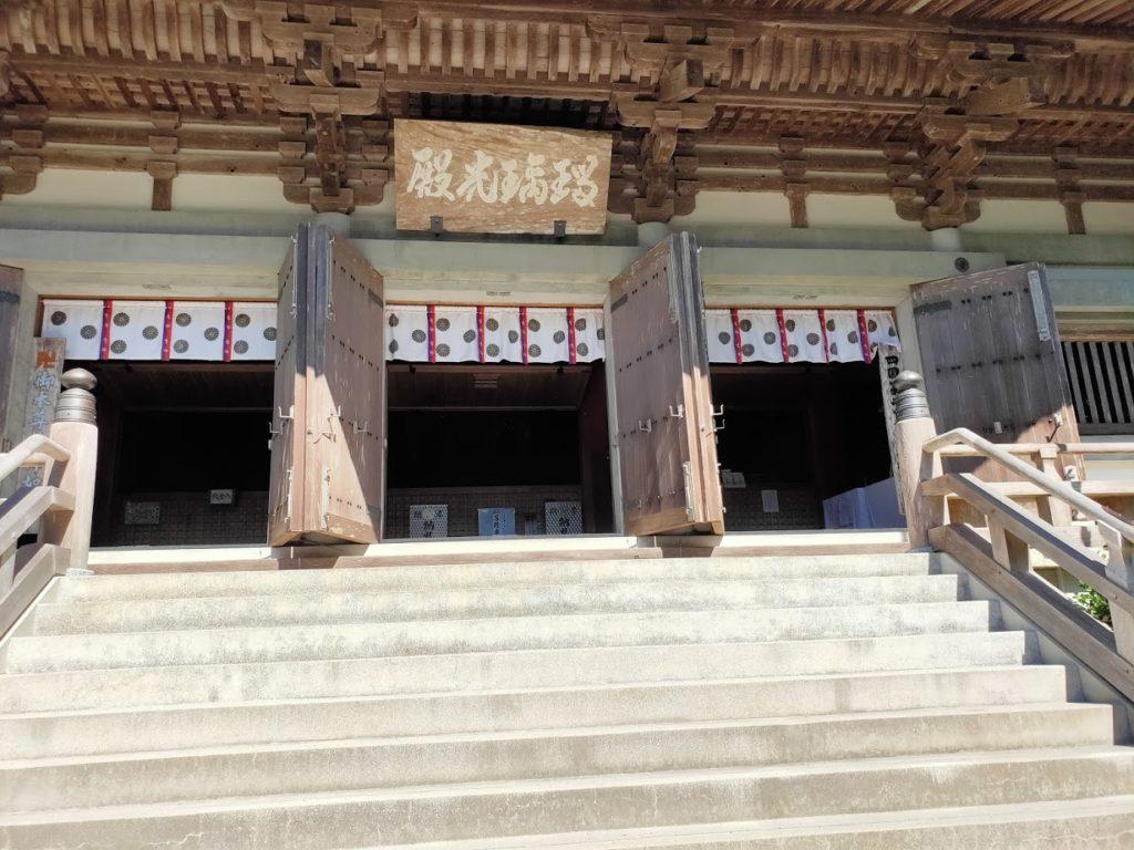 26番金剛頂寺の本堂