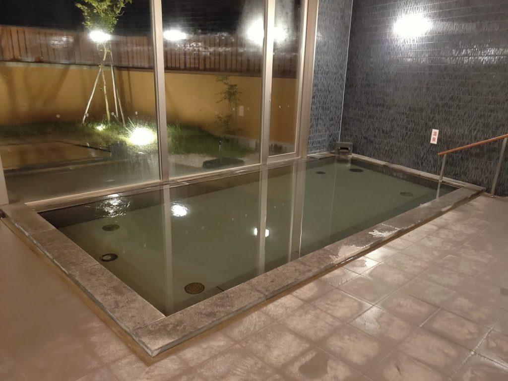 ゆずの宿の内湯