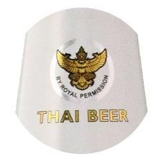 シンハービールのロゴ1