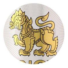 シンハービールのロゴ2