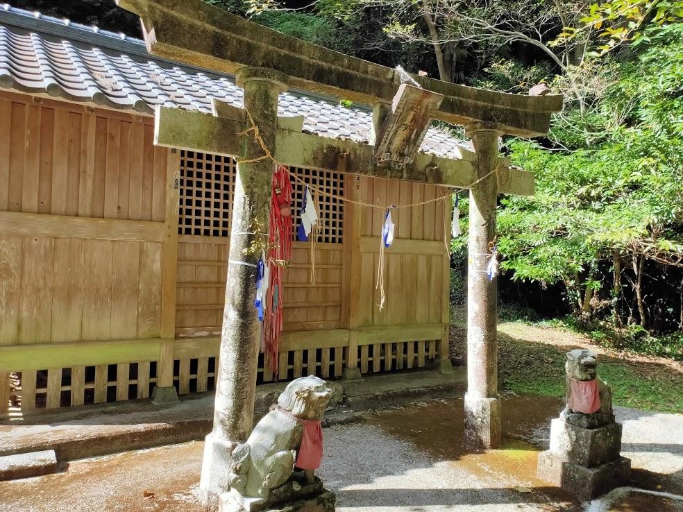 37番岩本寺の神社