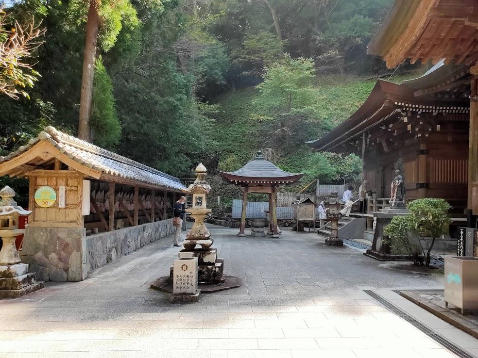 37番岩本寺の美しい景色