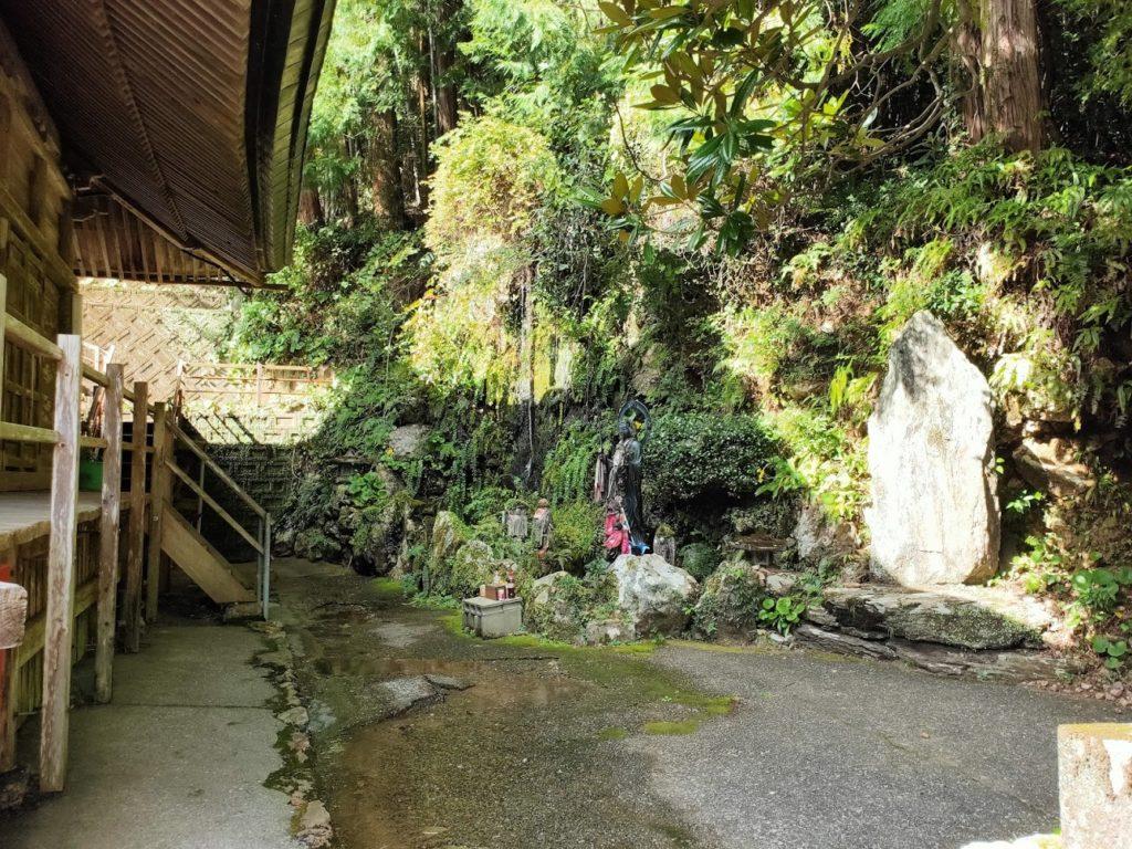 35番清瀧寺の水子地蔵