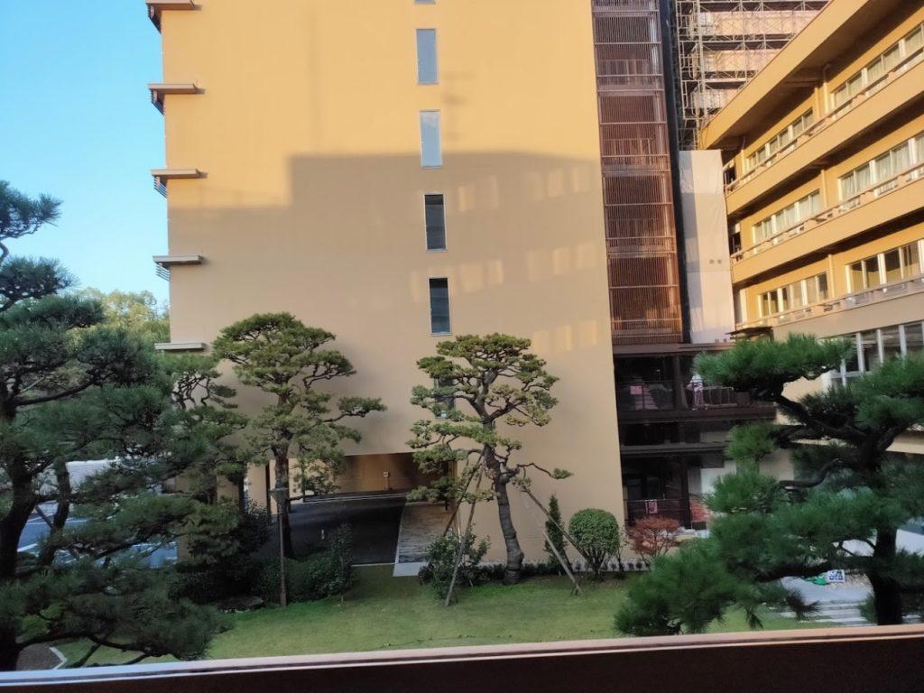 三翠園の新しい宿舎