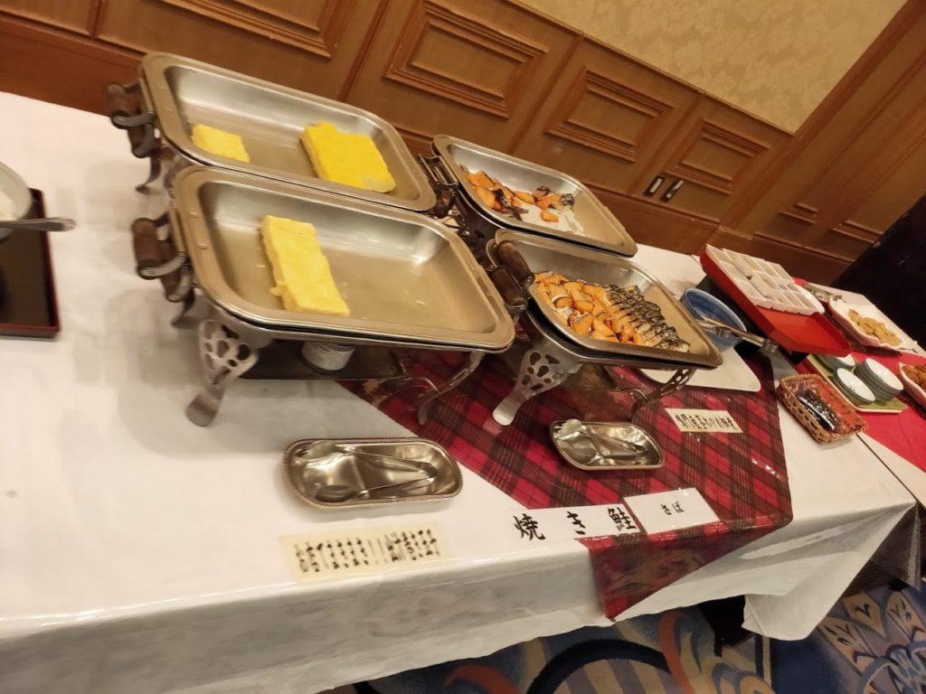 三翠園の朝食3