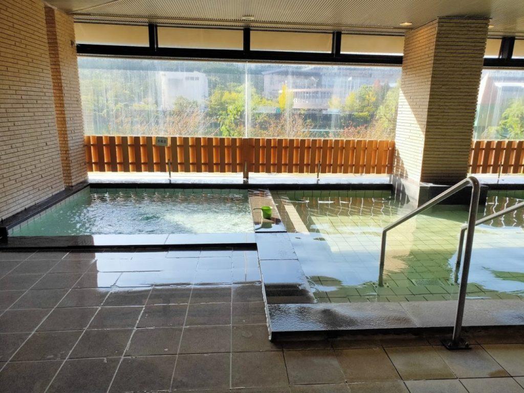 三翠園の温泉1