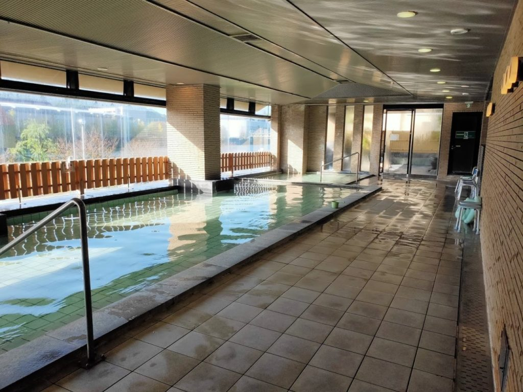 三翠園の温泉2