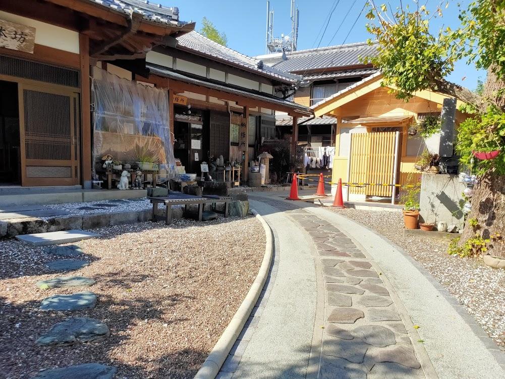 32番禅師峰寺の納経所
