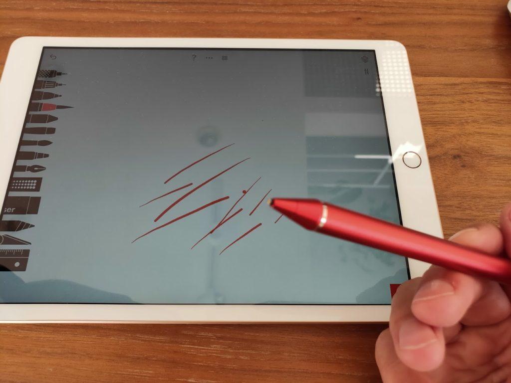 ipadペンの詳細