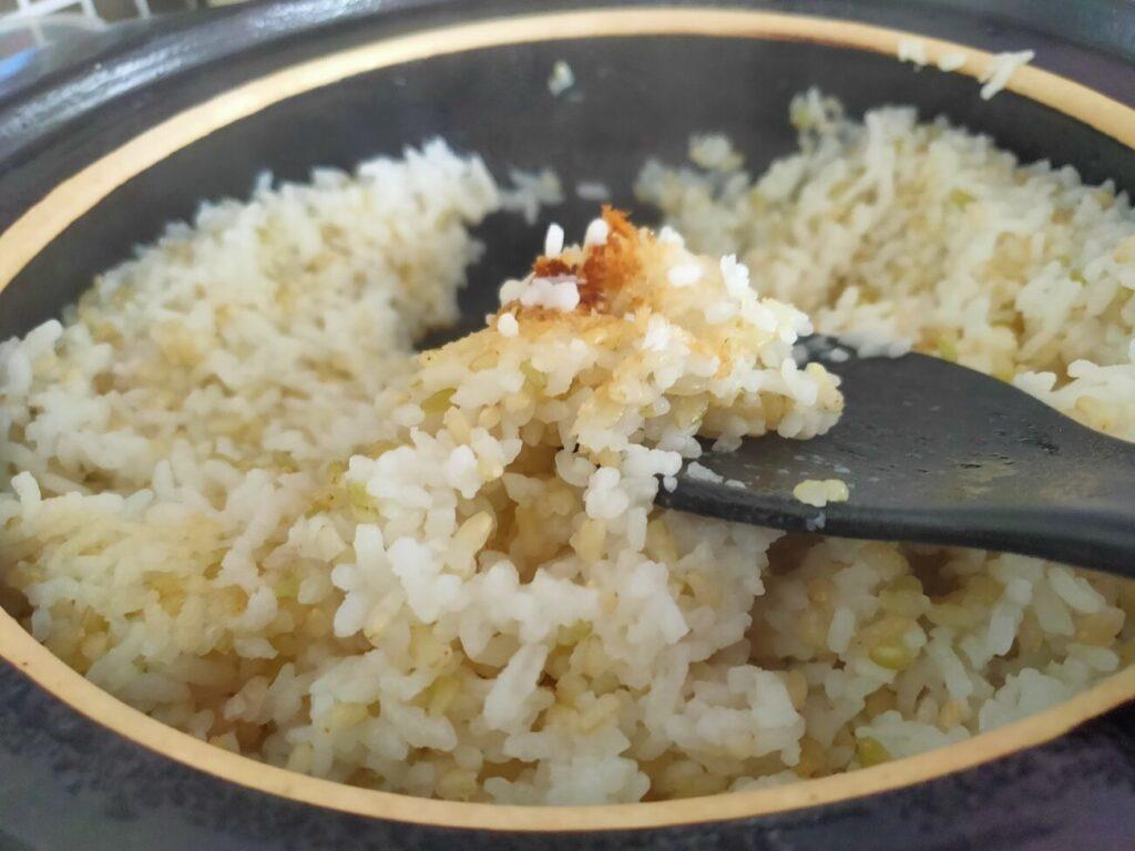ふるさと納税2020年度の佐賀県みやき町の玄米食す4