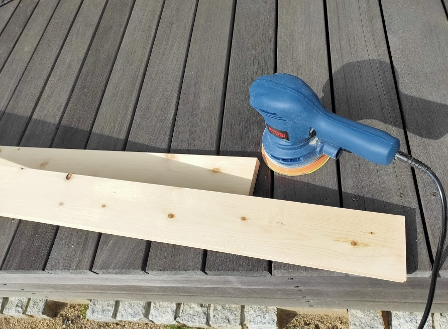 2×4木材壁アジャスターのDIY4